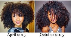 @curly_casey    hair growth journey. Natural hair journey. Healthy hair journey.