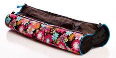 Slam Glam - Yogoco Floral Fantasy Pink Yoga Mat Bag, $86.00 (http://www.slamglam.com/yogoco-floral-fantasy-pink-yoga-mat-bag/)