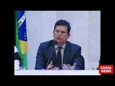 Juiz Sergio Moro explica porque Lula e Renan Calheiros ainda não foram presos - YouTube