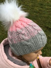 Knitted Hats, Crochet Hats, Loom Knitting, Diy And Crafts, Projects To Try, Winter Hats, Fashion, Knitting And Crocheting, Tricot