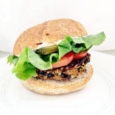 Gluten-Free Veggie Burgers - Fraiche Nutrition