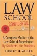Worth reading if you are 1) thinking about law school; 2) in a relationship with someone thinking about/in law school; 3) randomly interested in law school.
