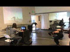 Dance student Juju Kusanagi at Cornish College of the Arts performs some expressive movements, captured using the Shadow full body motion capture system. Motion Capture, Game Engine, Career, Engineering, Student, Youtube, Game Motor, Carrera, Technology