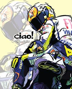 Rossi Vale46 Ciao!