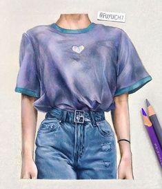 Fashion Logo Design, Fashion Design Drawings, Fashion Sketches, Fashion Drawing Dresses, Fashion Illustration Dresses, Realistic Pencil Drawings, Cool Art Drawings, Color Pencil Sketch, Minimalist Graphic Design