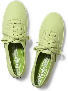 Champion Micro Dot Lace, Lime Green