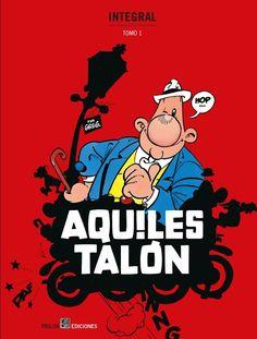 CATALONIA COMICS: AQUILES TALON - INTEGRAL 1