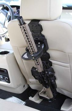 Airsoft hub is a social network that connects people with a passion for airsoft. Talk about the latest airsoft guns, tactical gear or simply share with others on this network Weapon Storage, Gun Storage, Seat Storage, Tactical Truck, Tactical Gear, Weapons Guns, Guns And Ammo, Car Survival Kits, Rifle Rack