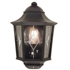 The Norfolk Outdoor Post Range. Available from The Lighting Superstore.