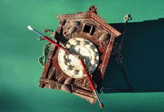 IT'S ROUBLOFF TIME Chinese Brush, Big Ben, Witch, Clock, Japanese, Painting, Beauty, Art, Watch