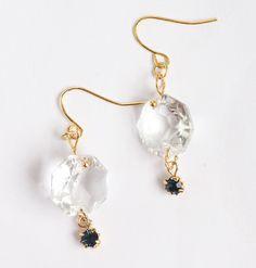 Simple Vintage Chandelier Earrings