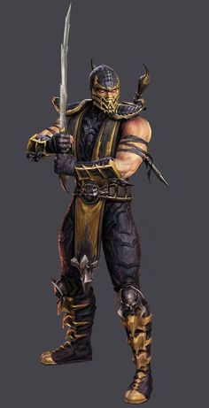 i like being scorpion mortal kombat trilogy. Mortal Kombat 9, Sub Zero Mortal Kombat, Scorpion Mortal Kombat, Mortal Kombat Tattoo, Mortal Kombat Trilogy, Mortal Kombat Wallpapers, Alien Vs Predator, Dead Space, Cosplay Armor