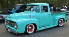 1956 Ford F-100 Pickup Truck | by Custom_Cab