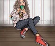 Imagini pentru poze cu fete desenate