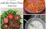 Discover Romainan Food with this Dinner Party www.compassandfork.com