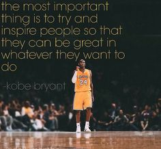 Kobe is such an inspiration Bryant Bryant Black Mamba Bryant Cartoon Bryant nba Bryant Quotes Bryant Shoes Bryant Wallpapers Bryant Wife Kobe Quotes, Kobe Bryant Quotes, Kobe Bryant 24, Air Max 2009, Nike Air Max 2011, Air Max Thea, Athlete Quotes, Kobe Bryant Black Mamba, Air Max Day