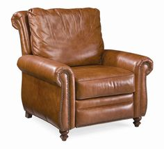 XS  Leather Choices - Pickering Leather Choices Recliner by Thomasville®