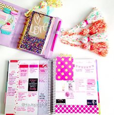 Paper & Glam: Inside My Kikki K Planner | Unboxing & Review