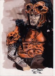 Highlander - The Kurgan