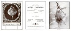 A 1926 Pavlova programme.  She was born on 12th Feb 1881 in Saint Petersburg, Russia and died on 23rd Jan 1931 in The Hague, Netherlands.  She was a principal artist of the Imperial Russian Ballet and the Ballets Russes of Sergei Diaghilev.  Serge Diaghilev brought Anna Pavlova to Paris signing her for his first Paris performance on 19th May 1909.  Upon her graduation in 1902, she joined the Mariinsky Theatre as second soloist and was promoted to first soloist the following year. She was…