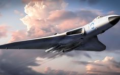 Avro Vulcan Wallpapers HD Widescreen