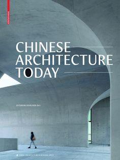 Chinese architecture today/ edited by Interior designer. Signatura:  71 Asia China INT  Na biblioteca:  http://kmelot.biblioteca.udc.es/record=b1543383~S1*gag