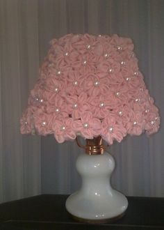 handmade bedside lamps Picture