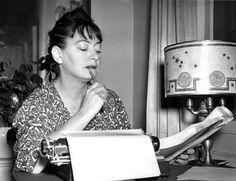 """""""I hate writing, I love having written.""""   ― Dorothy Parker"""