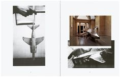 Fraser Muggeridge studio: Fiona Banner - Harrier and Jaguar, Tate Publishing 2010