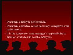 Performance appraisal No Response, Management