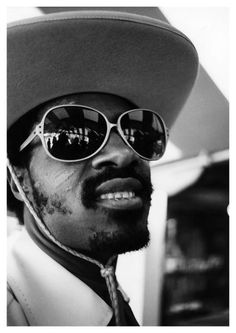 • STEVIE WONDER (born in 1950) •