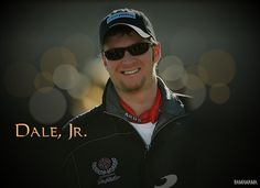 Go ahead with your bad self! ;-) Dale Earnhardt Jr