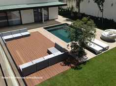 NewTechWood® is a pioneer in the development and manufacture of composite decking boards. We have earned a worldwide reputation for innovative wood plastic composite materials. Composite Decking, Outdoor Decking, Outdoor Decor, Composition, Mexico, Boards, Gallery, Places, Floor