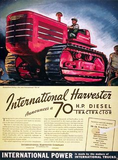 1000 images about ih on pinterest international for International harvester room decor