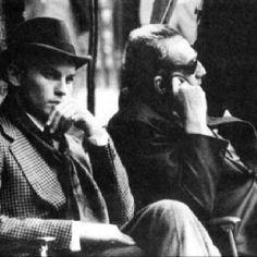 Helmut Berger, Luchino Visconti