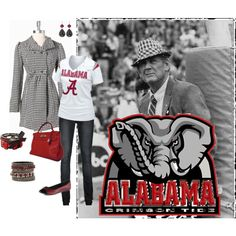 Alabama Crimson Tide - Roll Tide!
