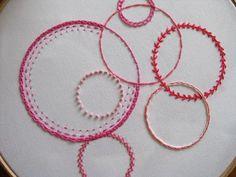 Circle Stitching