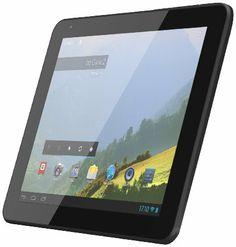 """159!!!BQ Curie 2 - Tablet de 8"""" (Wi-Fi, Bluetooth, 16 GB, Android 4.1), negro: Amazon.es: Informática"""
