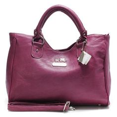 Look Here! Coach Legacy Large Fuchsia Satchels ABX Outlet Online