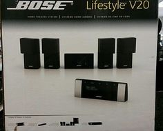 bose lifestyle 48. nice bose lifestyle 48 series iv 5.1 channel home theater system white - for sale check more at http://shipperscentral.com/wp/product/bose-lifestyl\u2026