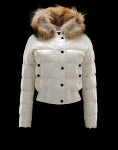 Moncler White Jacket   Online the New Moncler Collection.MONCLER Alpin  Discover the Autumn- f63bf16ef74