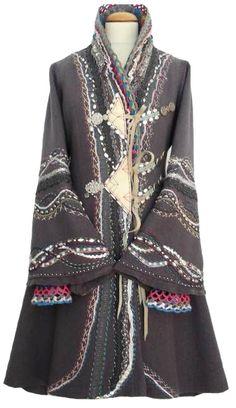 ASA ORTERSTROM coat - dark taupe orterstrom.com