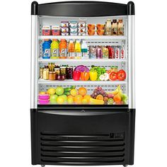 $2599.99 • Buy 36  Open Refrigerated Display Case Air Curtain Merchandisers Beverage Refrigerator, Display Case, Kitchen Appliances, Curtains, Glass Display Case, Diy Kitchen Appliances, Display Window, Home Appliances