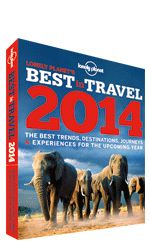 The best places to go and things to do all around the world right now! Drawing on the knowledge, passion and miles travelled by Lonely Planet's staff, authors and online community, we present a year's worth of travel inspiration to take you out of the ordinary and into some unforgettable experiences.