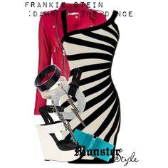 """Monster Style : Frankie Stein"" by missm26 on Polyvore"