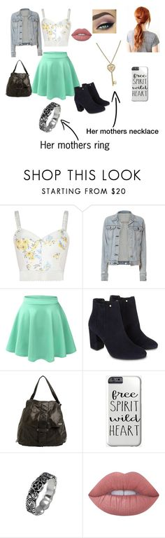 """""""Banshee book"""" by isabelle-923 on Polyvore featuring STELLA McCARTNEY, rag & bone, LE3NO, Monsoon, RVCA, Lime Crime and 1928"""