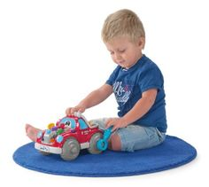 Chicco Talking Mechanic by Chicco. $29.99. With 50 activities: songs, melodies and sounds. Free wheeling vehicle as well as an electronic learning toy. Teaches: Alphabet, numbers, shapes, colors and Mechanic's tools and words.. Bilingual - Spanish and English. Batteries are included. From the Manufacturer                Talking mechanic complete with two tools that help kids develop hand coordination skills by screwing the engine and wheels on and off the vehicle. It has 3 play...