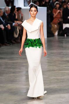 Stéphane Rolland Spring 2013 Haute Couture Collection