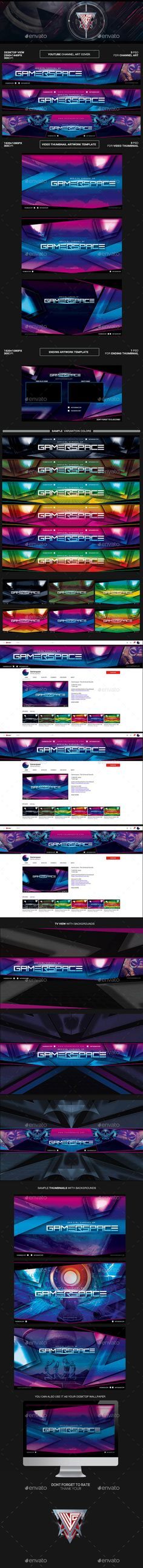 youtube channel art backgrounds