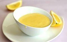Preparazione della crema pasticcera al limone